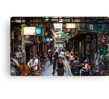 ~ Degraves Street ~ Canvas Print