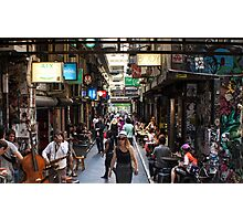 ~ Degraves Street ~ Photographic Print
