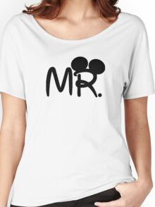 Mr. Mouse Women's Relaxed Fit T-Shirt
