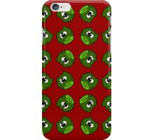 Red and Green lil hooin iPhone Case/Skin