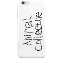 Animal Collective iPhone Case/Skin