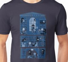 Silence in the Library Unisex T-Shirt