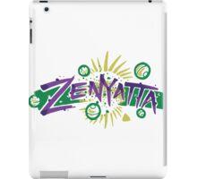 Zenyatta iPad Case/Skin