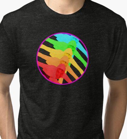 iDubbbz Meme  Tri-blend T-Shirt