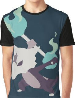 Cold to the bone  Graphic T-Shirt
