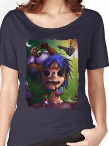 Gorrillaz Tribute Women's Relaxed Fit T-Shirt