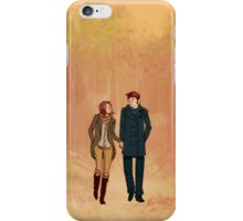 Autumn is Coming iPhone Case/Skin