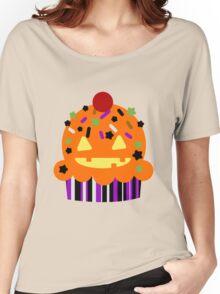 Halloween Cupcake Women's Relaxed Fit T-Shirt