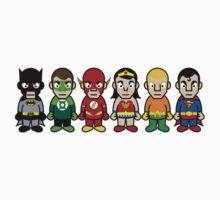 The Justice League - Cloud Nine Kids Clothes