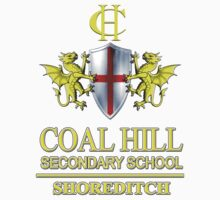 Doctor Who - Coal Hill Secondary Kids Tee
