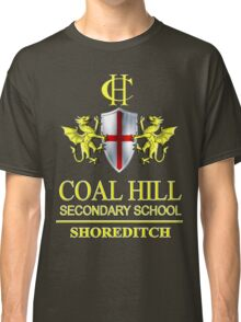 Doctor Who - Coal Hill Secondary Classic T-Shirt
