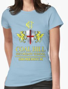 Doctor Who - Coal Hill Secondary Womens Fitted T-Shirt