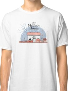 McElroy House in Fall Classic T-Shirt