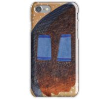 Spilled Coffee iPhone Case/Skin