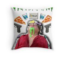 T R A S H | M A N  Throw Pillow