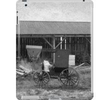 Driving me buggy iPad Case/Skin