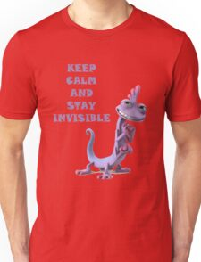 Stay invisible Unisex T-Shirt