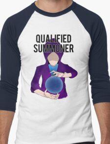 SUMMONER // League of Legends Men's Baseball ¾ T-Shirt