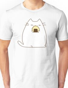Cute Kawaii Rice Cat Unisex T-Shirt