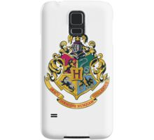 Hogwarts crest  Samsung Galaxy Case/Skin
