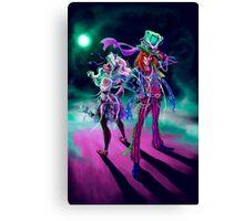 Halloween Time Canvas Print
