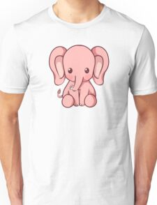 Cute elephant Unisex T-Shirt