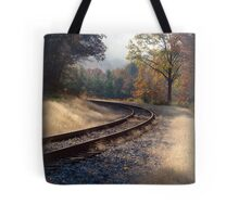*Around the Bend Tote Bag