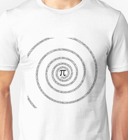 A s Pi ral ... Unisex T-Shirt