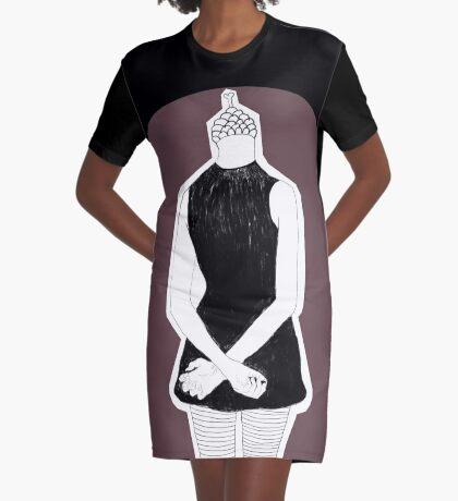 NO HEAD - Pink Oddities, game II Graphic T-Shirt Dress