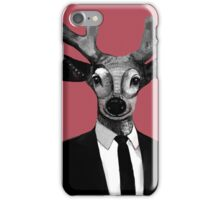 CUTE WORKING Moose iPhone Case/Skin