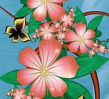 Peach Blossom Special by CydMiller