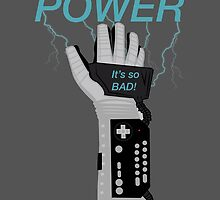 POWER. by Charles  Perry