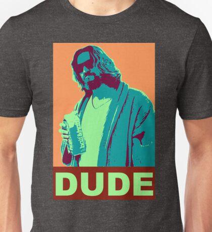 The Dude Propaganda Unisex T-Shirt