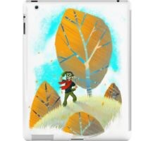 Looking for Adventure iPad Case/Skin