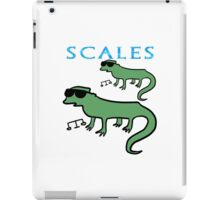 =SCALES= iPad Case/Skin