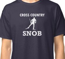 Cross Country Ski Snob Classic T-Shirt