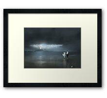 The Honeymoon Framed Print
