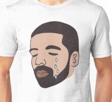 drake crying Unisex T-Shirt
