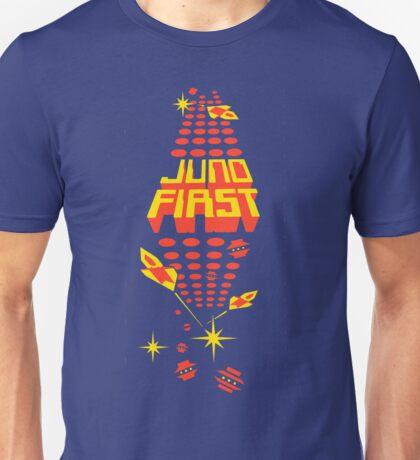 JUNO FIRST Unisex T-Shirt
