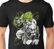 broly legendary super saiyan Unisex T-Shirt