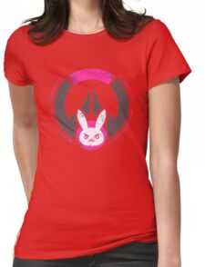 OVERWATCH DVA Womens Fitted T-Shirt