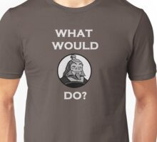 What Would Iroh Do? Unisex T-Shirt