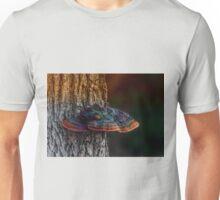 Mushroom Tree at Sunset Unisex T-Shirt