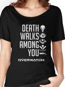OVERWATCH REAPER Women's Relaxed Fit T-Shirt