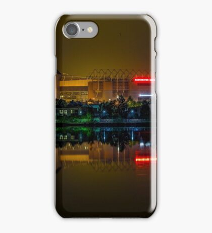 Manchester United Old Trafford Football Ground iPhone Case/Skin