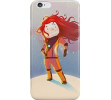 The Girl Wonder iPhone Case/Skin
