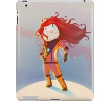 The Girl Wonder iPad Case/Skin