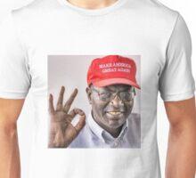 malik obama - make america great again Unisex T-Shirt