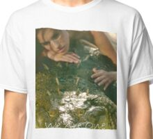 WE ARE ONE (Lady and the Crocodile Close Up) Classic T-Shirt