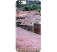 Bet Giorgis iPhone Case/Skin